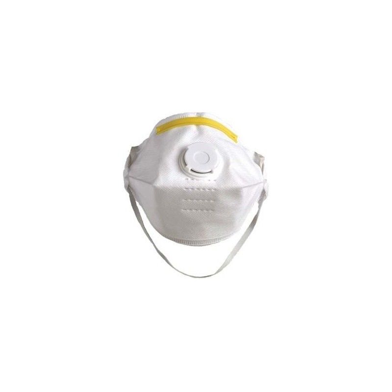 Masque antipoussières 44 525V Masque antipoussière FFP2  ~ Masque Anti Poussiere Bois